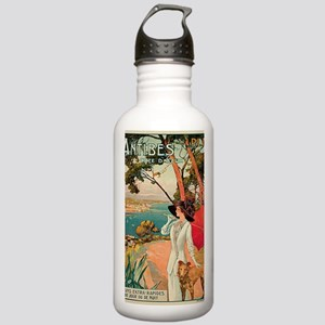 018 Stainless Water Bottle 1.0L
