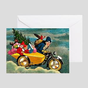 xmas-12162 Greeting Card