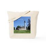 Cana Island Light Tote Bag