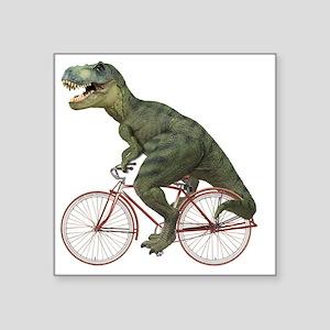 "blank-rex Square Sticker 3"" x 3"""