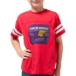 ilovechair Youth Football Shirt