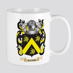 Kuhn Coat of Arms - Family Crest Mug
