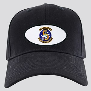 AAC - USAAF - 5th Air Force Black Cap