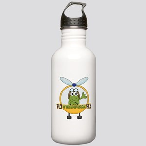 Fly Froggie Fly Stainless Water Bottle 1.0L