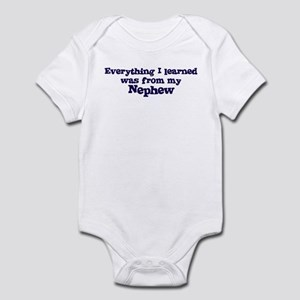 Nephew : Everything Infant Bodysuit