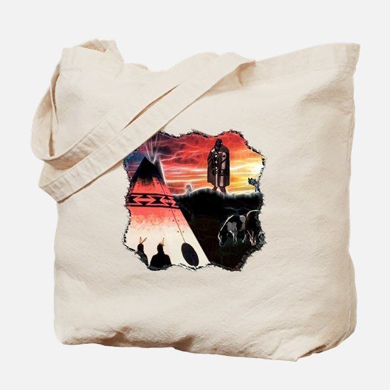 Council Fire Tote Bag