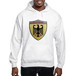 Germany Metallic Shield Hoodie