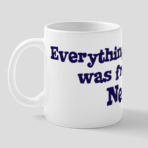 Neice : Everything Mug