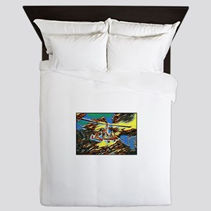 Gyrocopters for Sale Dreaming Queen Duvet
