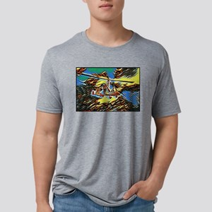 Gyrocopters for Sale Dreaming Mens Tri-blend T-Shi