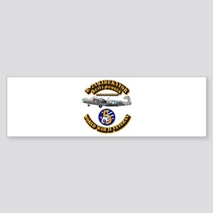 AAC - 22nd BG - 19th BS - 5th AF Sticker (Bumper)