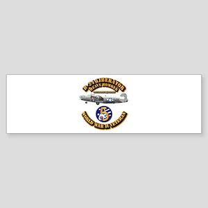 AAC - 22nd BG - 19th BS - 5th AF Sticker (Bumper)