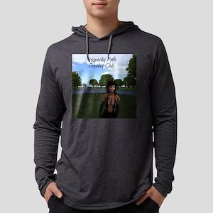 Club1 Mens Hooded Shirt