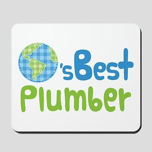Earths Best Plumber Mousepad