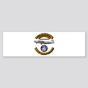 AAC - 22nd BG - 33rd BS - 5th AF Sticker (Bumper)