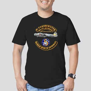 AAC - 22nd BG - 33rd BS - 5th AF Men's Fitted T-Sh
