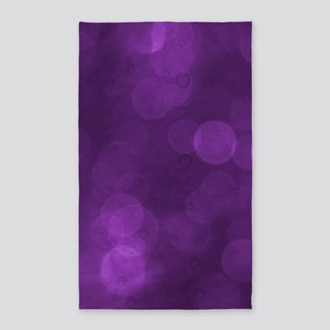 Purple Haze Area Rug