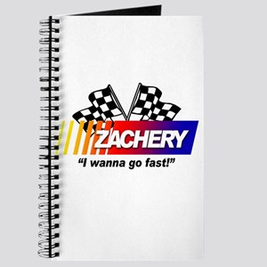 Racing - Zachery Journal