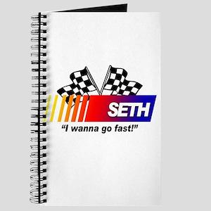 Racing - Seth Journal