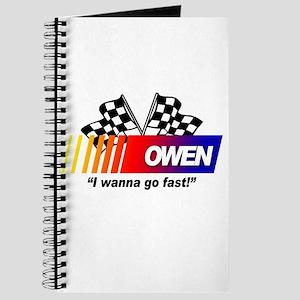 Racing - Owen Journal