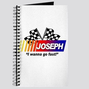Racing - Joseph Journal