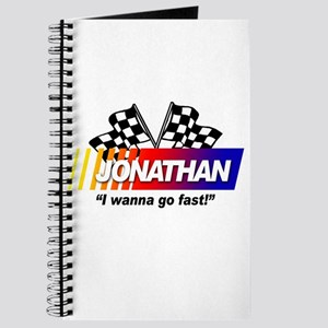 Racing - Jonathan Journal