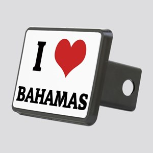 BAHAMAS Rectangular Hitch Cover
