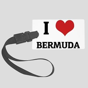 BERMUDA Large Luggage Tag