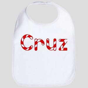 Cruz - Candy Cane Bib