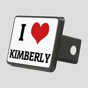 KIMBERLY Rectangular Hitch Cover