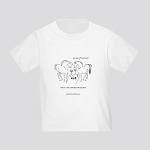 Whinny n Wine No Bull T-Shirt