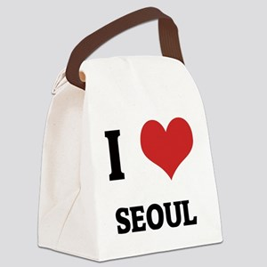 SEOUL Canvas Lunch Bag