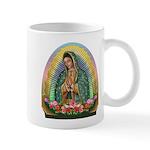 Guadalupe Yellow Aura Mug