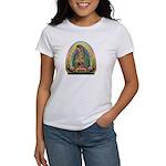 Guadalupe Yellow Aura Women's T-Shirt