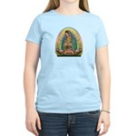 Guadalupe Yellow Aura Women's Light T-Shirt