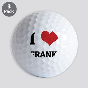 FRANK Golf Balls