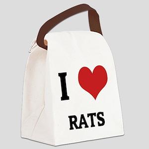RATS Canvas Lunch Bag