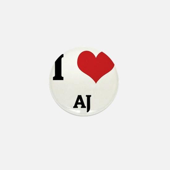 AJ Mini Button