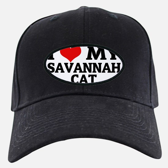 SAVANNAH CAT Baseball Hat