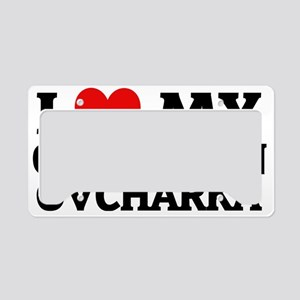 CAUCASIAN OVCHARKA License Plate Holder