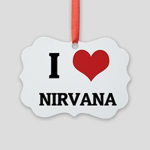NIRVANA Picture Ornament