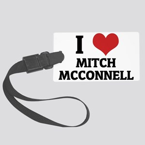 MITCH MCCONNELL Large Luggage Tag