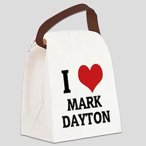 MARK DAYTON Canvas Lunch Bag