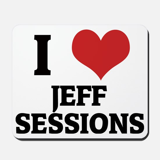 JEFF SESSIONS Mousepad