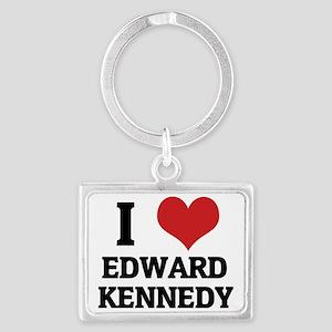 EDWARD KENNEDY Landscape Keychain
