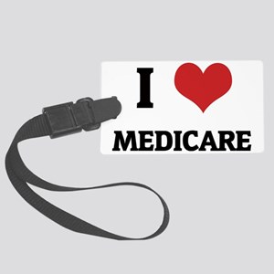 MEDICARE Large Luggage Tag