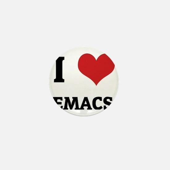 EMACS Mini Button