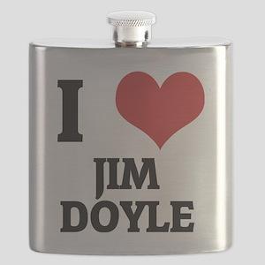 JIM DOYLE Flask