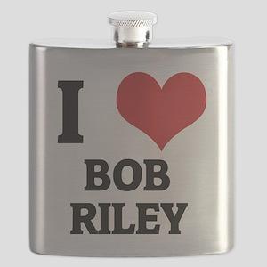 BOB RILEY Flask