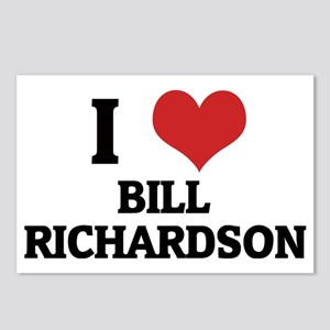 BILL RICHARDSON Postcards (Package of 8)